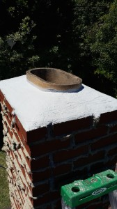 Chimney Top repair After