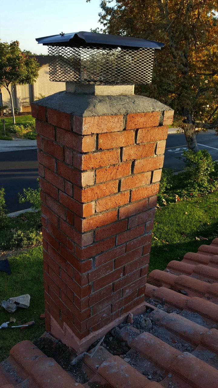 Chimney Flue Repair : Chimney repair lucky sully sweeplucky