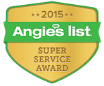 chimney sweep Angie's List Super Service Award