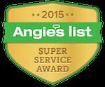 chimney sweep Angie's List Super Service Award