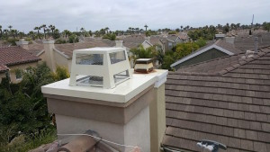 Chimney Cap Replacement After