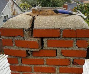 Custom Masonry & Fireplace repairs